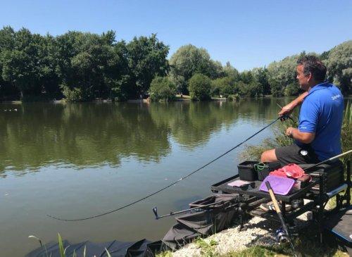 Floater fishing